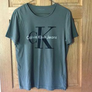 Calvin Klein Jeans large shirt